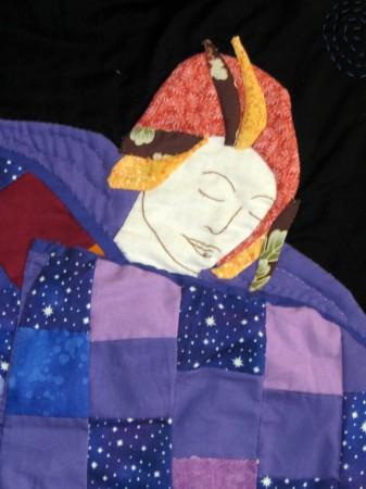 midsumma 14 Jan's banner - face