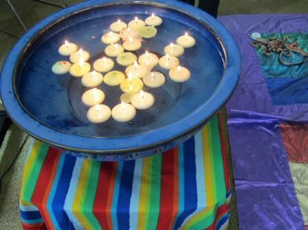 midsumma 14 floating candles